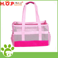 Wholesale High Quality Pretty Pet Carrier Bag Pink Dog Bag Home Of Pet Brand Fashion Eco-friendly Pet Carrier Bag For Small Dog