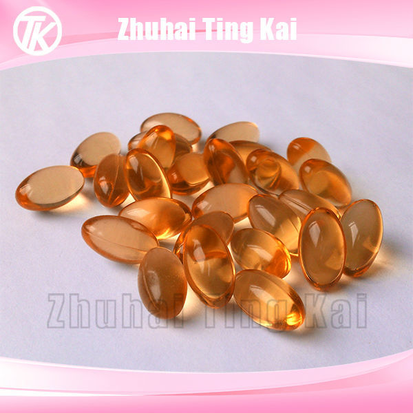 antioxidant and anti-aging oyster softgel capsule