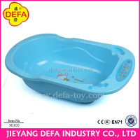 DEFA wholesale plastic children bathtub factories portable bathtubs with music function for children
