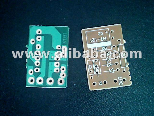 LED POWER DRIVER PCB