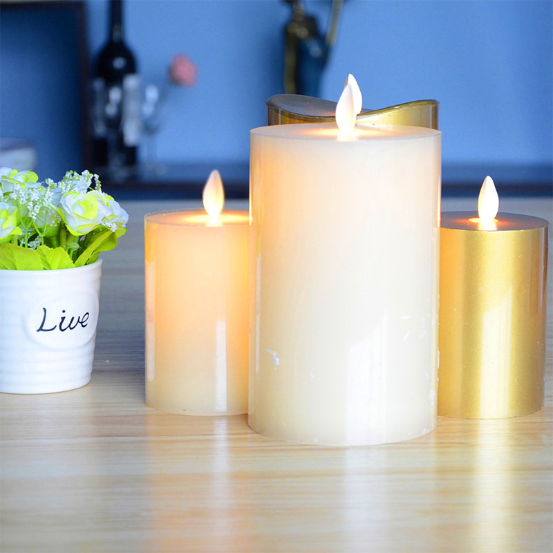 Customized decorative 4 inches white pillar candles wholesale buy 4 inches white pillar candle - A buying guide for decorative candles ...