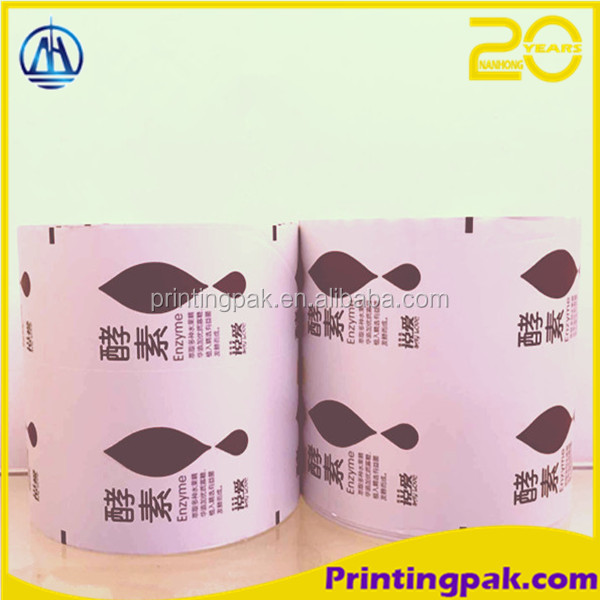Clay coating of gravure printing paper film sugar plastic food packaging