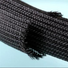 Cheap price non line pet insulated braided expandable sleeving