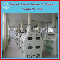 Flour Machiney for corn/maize flour/grits Mill Machinery