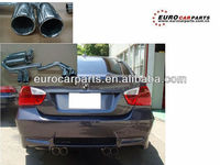 ehaust,stainless steel muffler for 3SERIES E90 M3 style 05~09