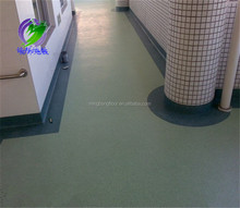PVC commercial floor indoor factory for hospital