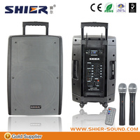 Strong bass concert multi-function sound system/speaker box