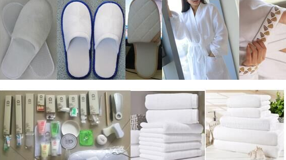 Hotel Slipper/Shampoo/Comb/Toothbrush/Folding Hair Comb