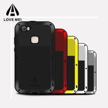 LOVEMEI Waterproof Aluminum Case Phone Cover For vivo Xplay5 Mobile Phone cases for everybody