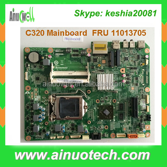 All-in-one PC mainboard for Lenovo C320 Mainboard FRU 11013705 C200 C325 B300 B320 B340 B520 computer system board motherboard