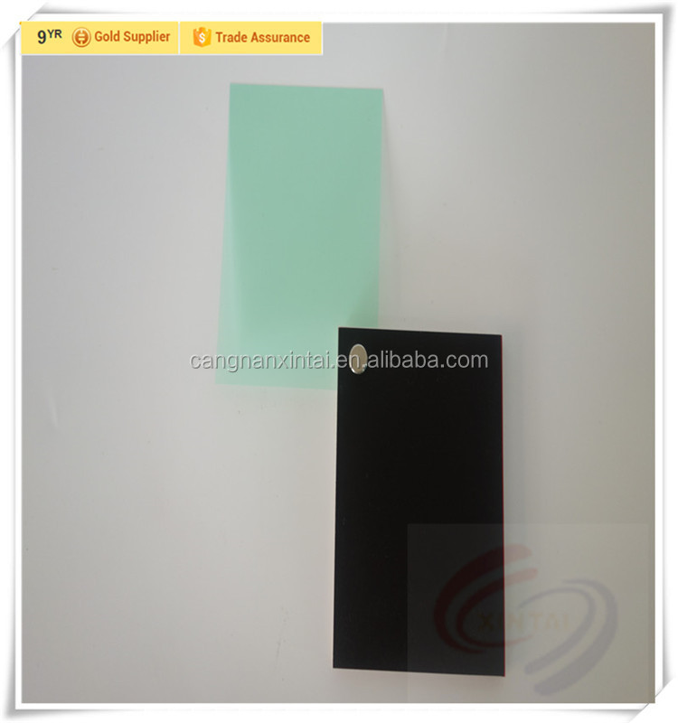 Classic plastic PP film file folder with customized A4 with any logo printing for students