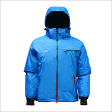 Fashion lightweight trekking hiking outdoor cloth waterproof heated ski jacket