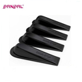 china manufacturer plastic door wedge stop black