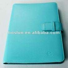 2012 hotsale Leather promotional note book