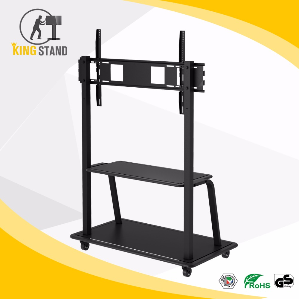 Modern Fashion Heavy-Duty LCD/Plasma TV Cart
