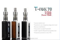 best gift shop hot selling, Joecig t-rex ct box mod 5-70w.