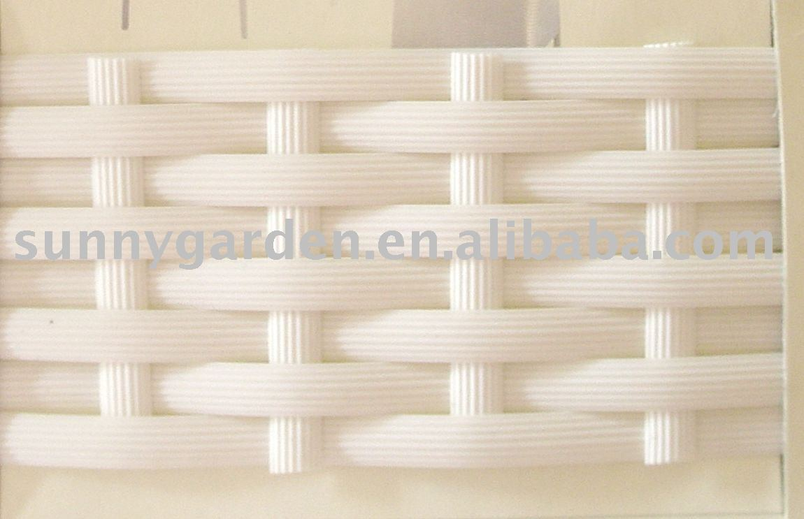 poly rattan furniture material TY8088