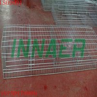 Supply Innaer Broiler Chicken Farm House(ISO9001) for Poultry Farming