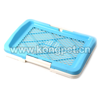 Dog toilet with grate layer LH008