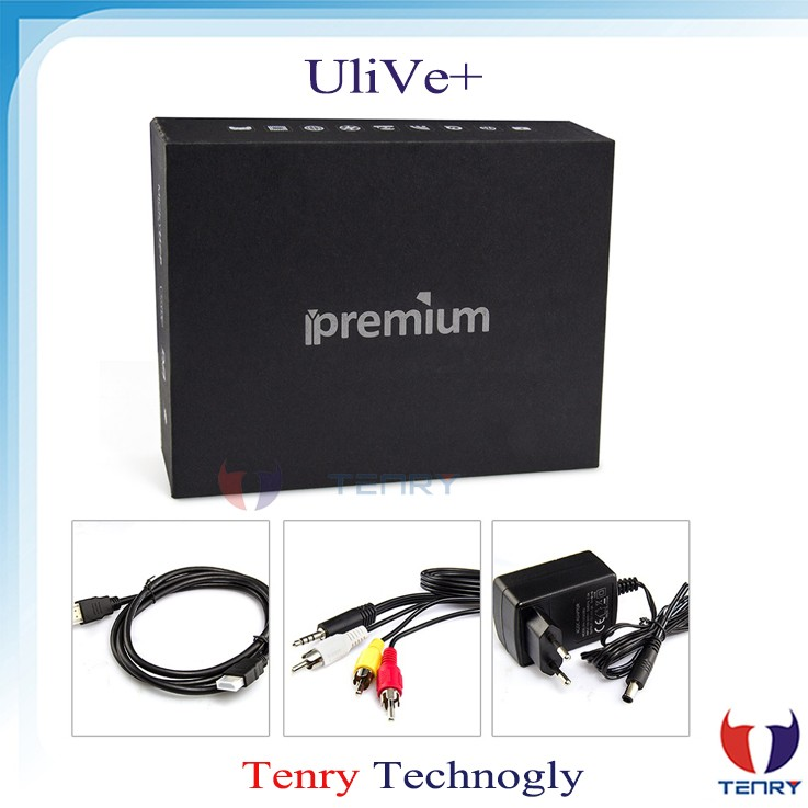 Mickyhop Ipremium ulive+ Android Ott TV Box ulive plus