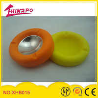 High temperature resistant silicone ash tray and Ash Bin promotion