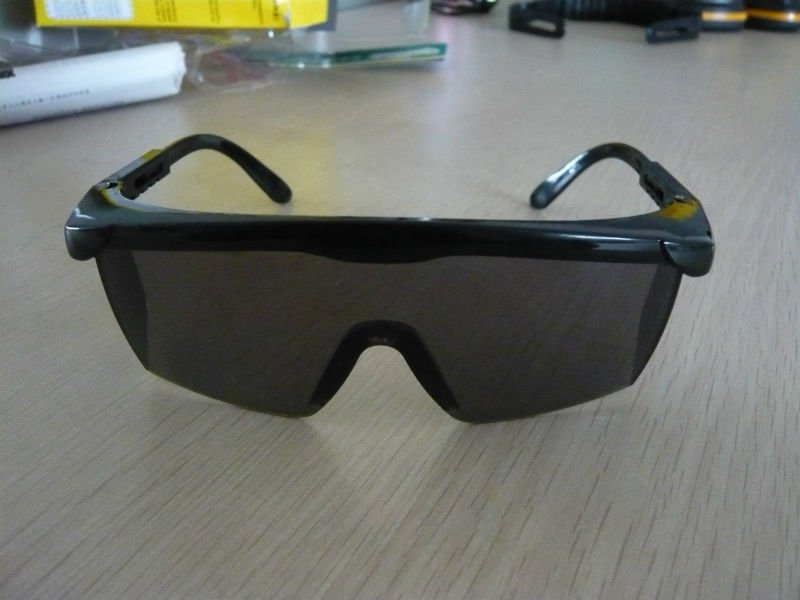Safety glasses,Black Color Protective Safety Goggle/,Safety Goggle