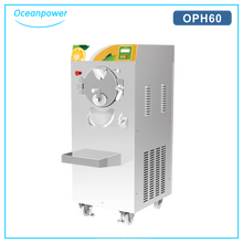 Gelato Maker for sale OPH60 the best machine for hard ice cream