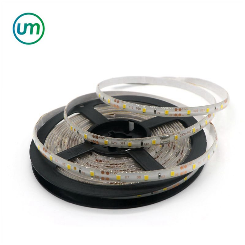 60leds/<strong>M</strong> SMD Led Strip Light 2835 White Flexible Led Stripe 5m 12V Warm White <strong>100</strong> Meters Supper Brightness