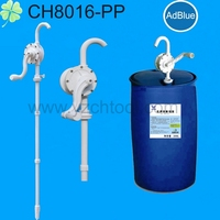 Top-selling 200L chemical drum pump /Rotary hand chemical pump/Hand adblue pump CH8016