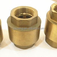 China Manufacturer Brass Check Valve With