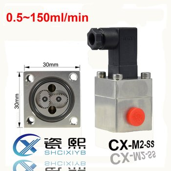 The User Most Need Mini Water Flow Meter Is Micro Flow Meter