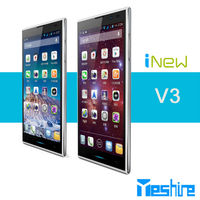 iNEW V3 Smart Phone with Ultrathin MTK6582 1.3Ghz 8MP Camera Quad Core 1GB RAM 16GB ROM 5.0inch Android 4.2 Smart Phone