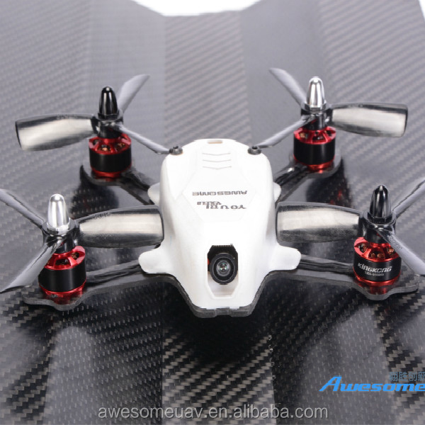 130mm FPV 130 Micro FPV Racing Drone Carbon Fiber Quadcopter