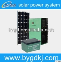 made in China solar energy system solar panel for air conditioner home solar system