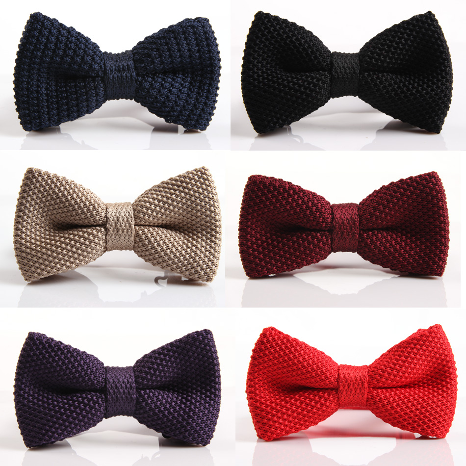 Quality Knitted Bow Tie Wholesale, Tie Suppliers - Alibaba