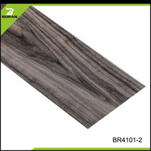 Indoor Usage and Plastic Flooring Type Wood Look Vinyl Pvc Flooring