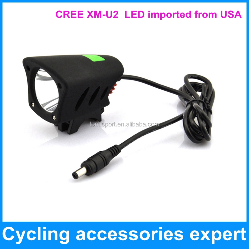 1000 lumen super bright T6 XM-<strong>U2</strong> led bicycle bike headlight