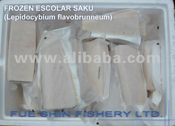 Frozen Escolar (Oilfish) Saku