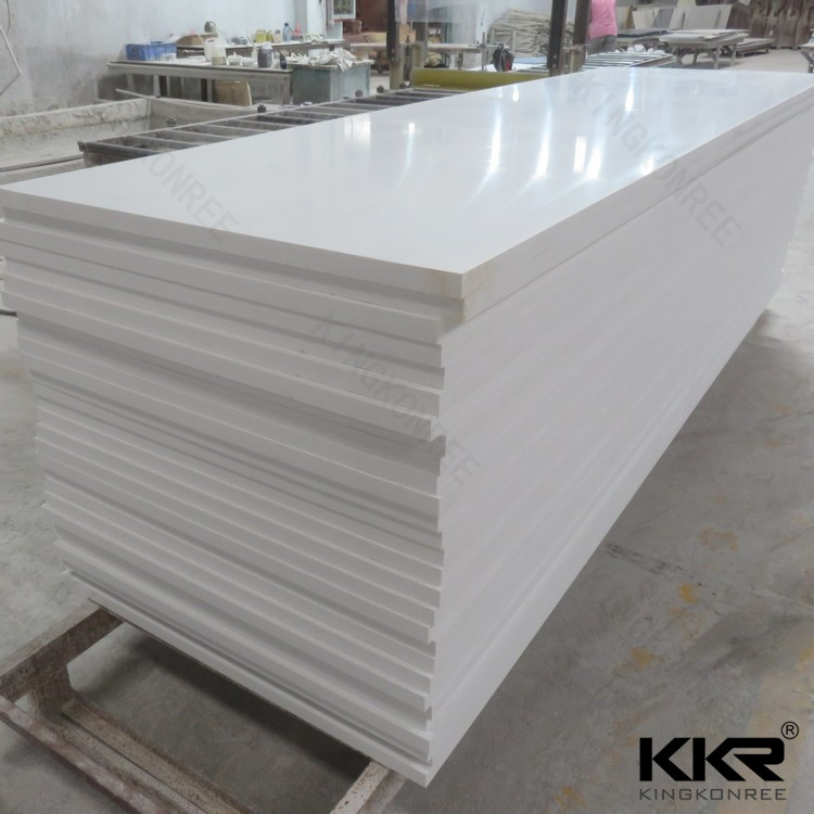 acrylic solid surface slabs for wall cladding
