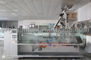 Automatic premade bag packing machine