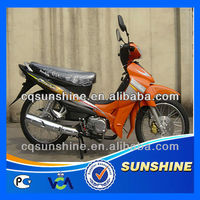 SX110-20A Africa Popular Gas Mini 125CC Motorbike