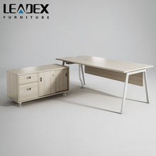 Simple fashion modular office furniture office table design photos manager table