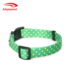 Simple New Style Wholesale Customized Patterned Sublimation Dog Cervical Collars