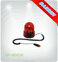 dc 12v 24v mini Emergency Strobe Beacon Warning Yellow Light for Car