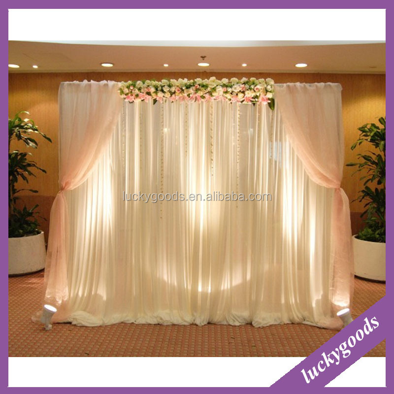 competitive price 3x3m fancy wall drapes for party wholesale