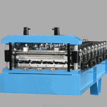 JCH metal roofing sheet roll forming machine , joint hiddenrolling equipment for building tiles