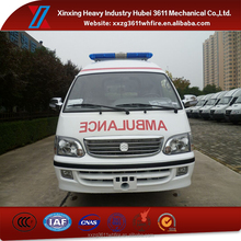China Manufacturer Hot Sale Medical Vehicle Emergency Ambulance