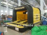 2015 Attractive inflatable air castle / indoor playground on sale !!!