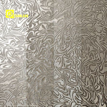Black metallic glazed ceramic floor tile
