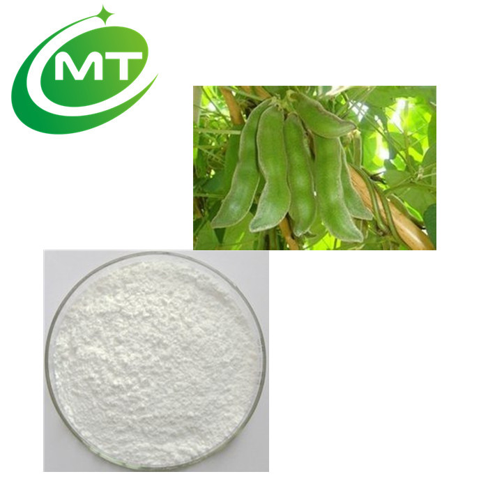 GMP manufactuer supply 98% L-dopa Mucuna cochinchine-sis Tang et Wang velvet bean extract